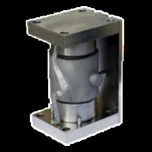 gauge mount heavy duty weigh module scale