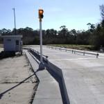 Traffic Light Truck Scale