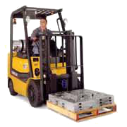 VFS220 Forklift Scale
